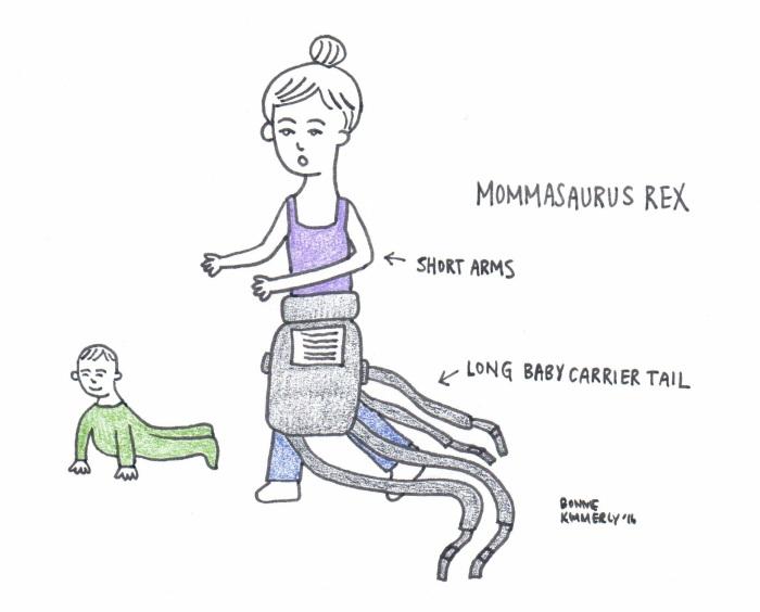 mommasaurus